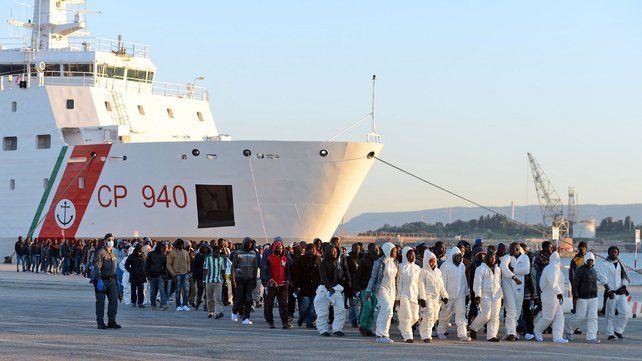 Religious clash on Mediterranean boat causes migrants death