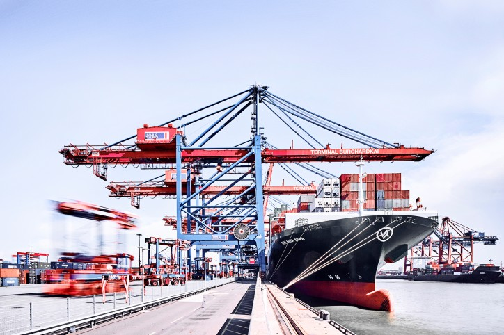Hamburger Hafen und Logistik AG records significant year-on-year growth and strong earnings