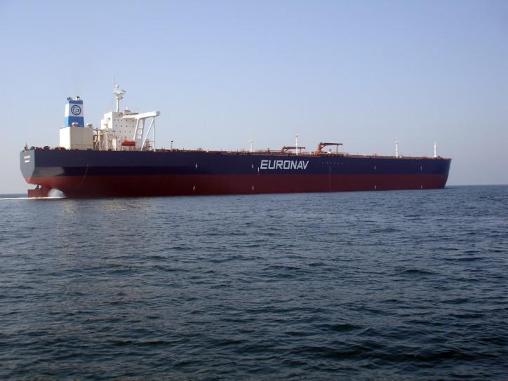 EURONAV's VLCC Famenne sold