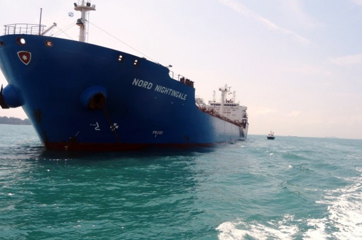 Thome Managed Vessel Rescues German Sailors