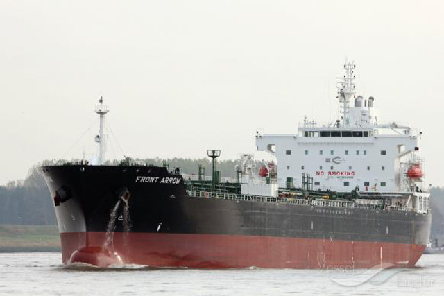 FRONTLINE Announces Sale of Six Medium Range Tankers