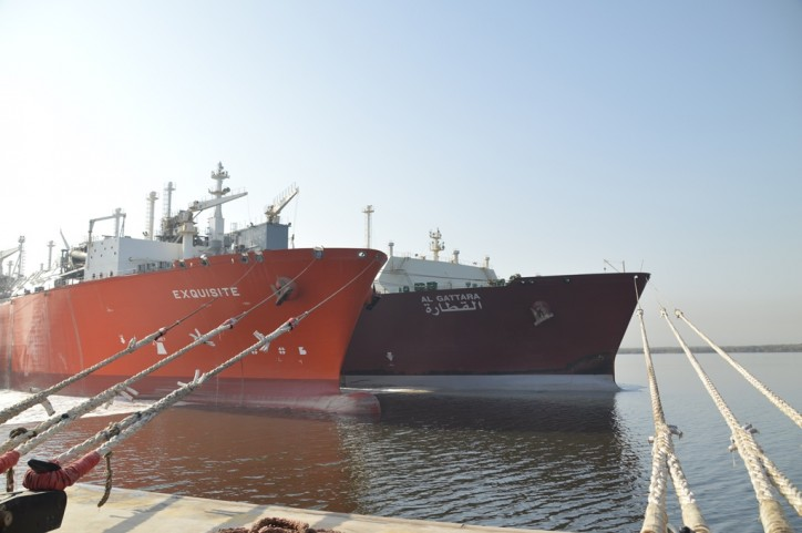 Qatargas delivers the first LNG cargo under its long term agreement with Pakistan State Oil Company