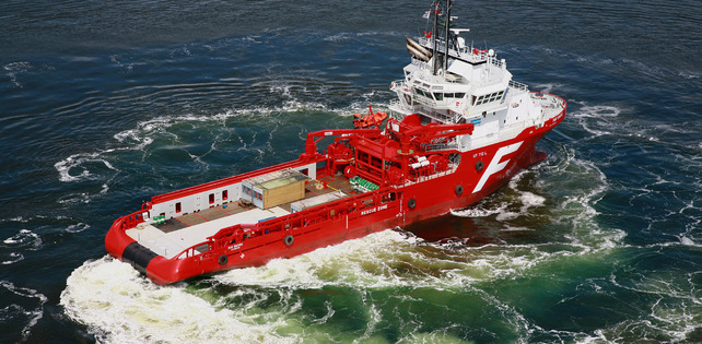 Farstad Shipping awarded contract for offshore operations in Ocean Farming's Semi-submersible Offshore Fish Farm