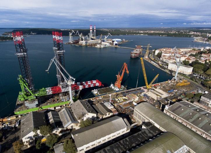 Croatia's troubled shipbuilder selects strategic partner