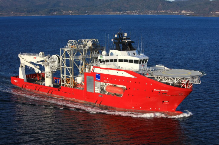 Mitsui O.S.K. Lines Moves into Offshore Vessel Support Field