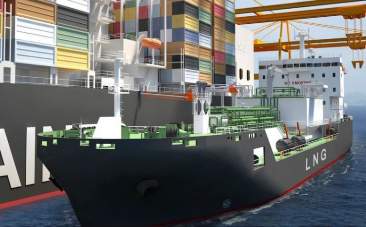 DNV GL reveals huge potential for LNG as a marine fuel in the Iberian Peninsula