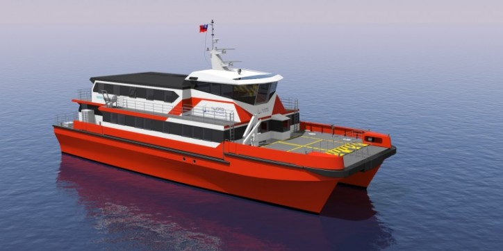 Njord Offshore to manage a new Service Accommodation & Transfer Vessel for Siemens Gamesa at Formosa 1 Offshore Wind Power Plant in Taiwan
