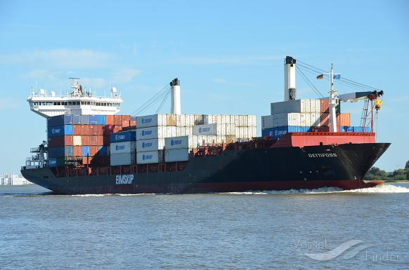 Eimskip service includes Bremerhaven as port of call from December