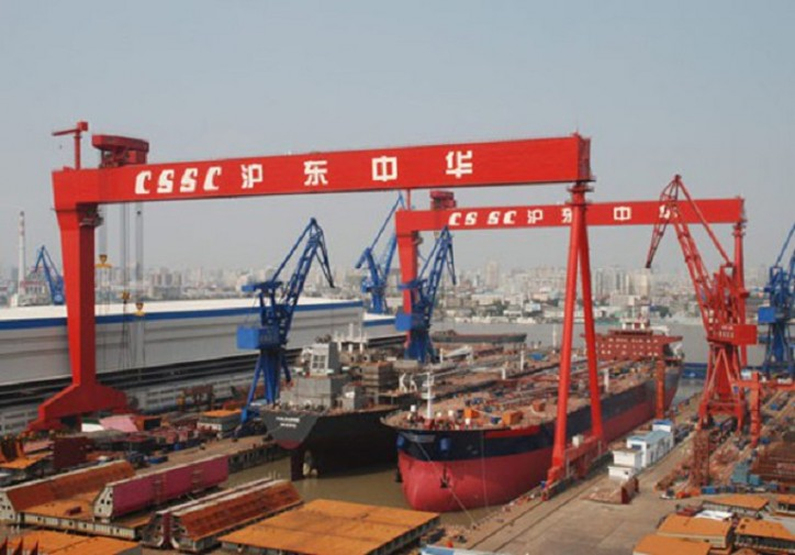 China State Shipbuilding Corp wins shipbuilding orders worth $1.2 billion