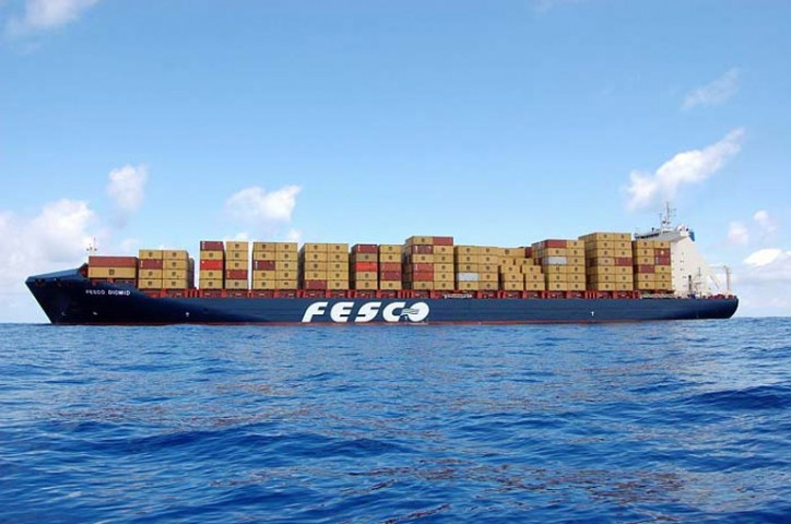 FESCO Starts Regular LCL Shipments from China to Russia through Vladivostok