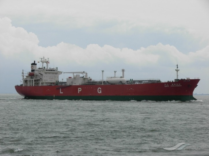 Great Eastern Shipping trades higher; takes delivery of Medium Gas Carrier Jag Vijaya