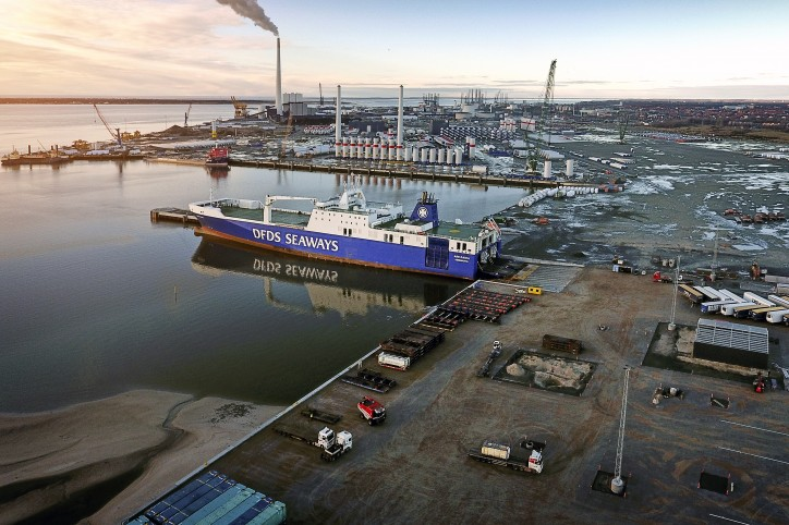New multiterminal starts operations at port of Esbjerg
