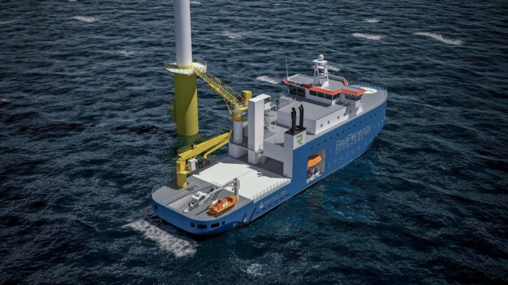 New Offshore Ship Concept Focuses On Comfort And Efficiency