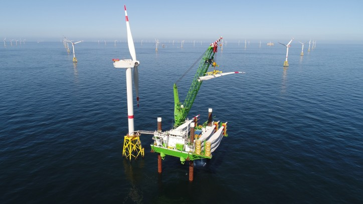 SABCA and DEME Offshore enter in a partnership to deploy drone inspection services for offshore wind farms