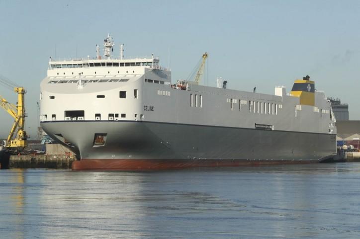 Increased capacity on CLdN Ro-Ro SA Rotterdam - Dublin route