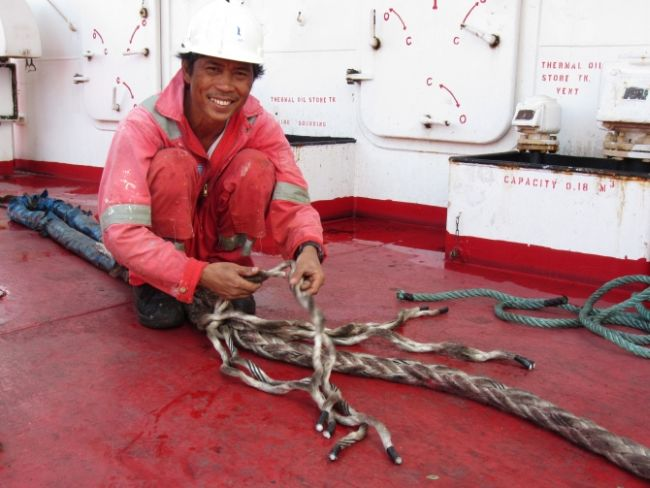Announcement: 2015 International Seafarers' Welfare Award Winners