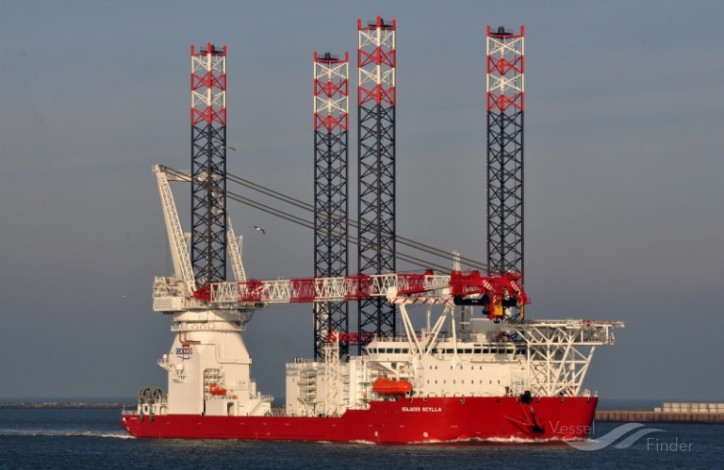 Final Turbines Installed at World's Largest Offshore Wind Farm