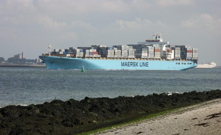 Maersk karachi