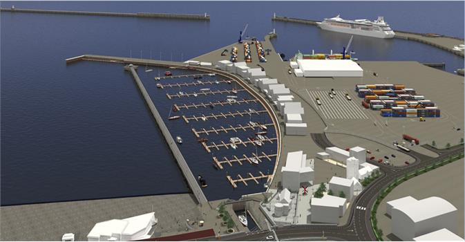 Bankers back UK maritime trade by pledging £200m in loans for Dover Western Docks Revival