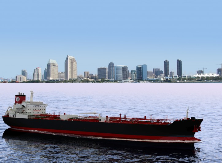 NASSCO Launches Building Of Third American Petroleum ECO Tanker