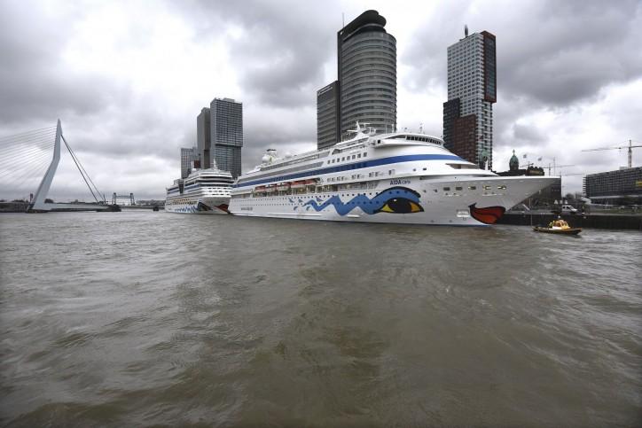Top season for Cruiseport Rotterdam