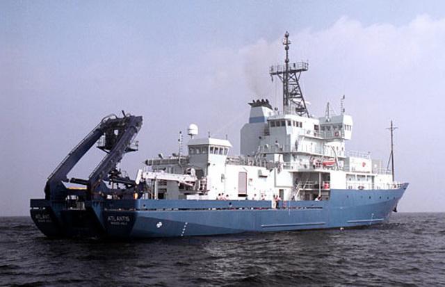 NTSB Locates Sunken Cargo Ship's Voyage Data Recorder