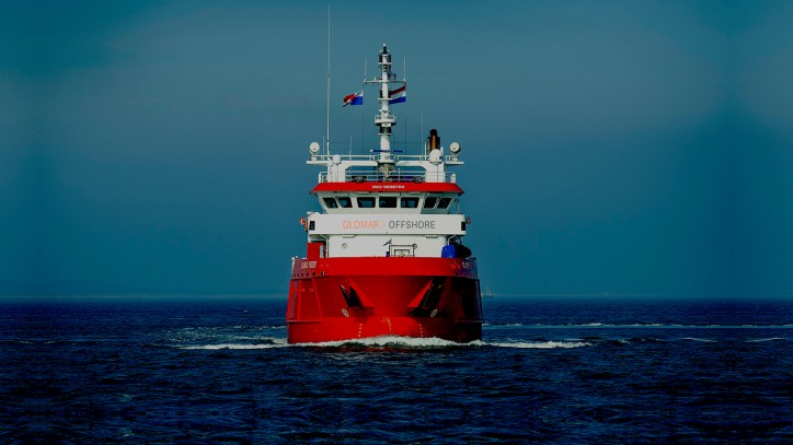 Glomar Offshore Secures 3 Year ERRV UK North Sea Charter For The Glomar Pride