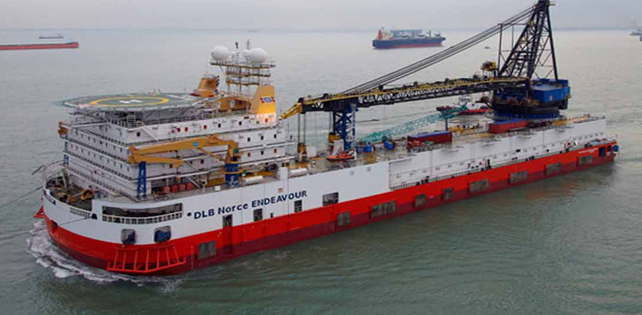 Norce Endeavour awarded contract with Ophir