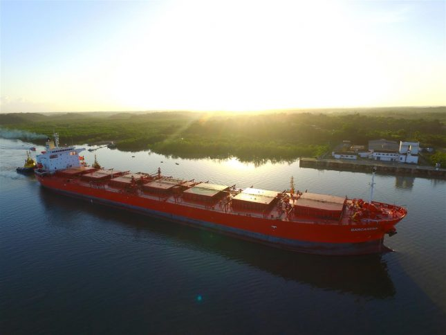 Torvald Klaveness: Trading more efficiently