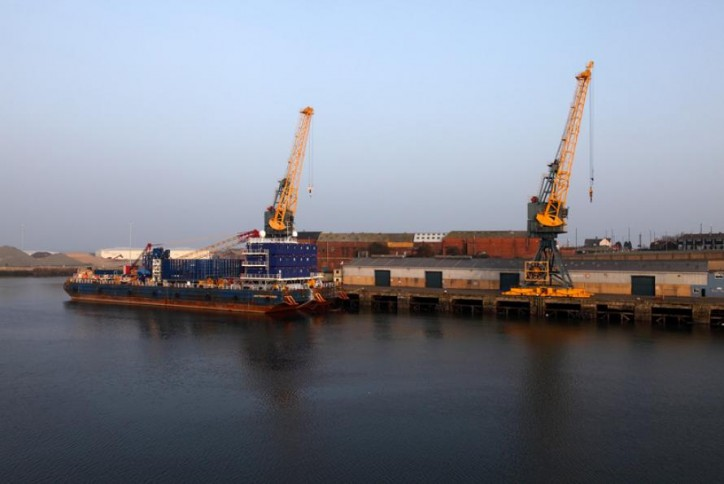 Port of Sunderland: North East ports set to get smart and go digital