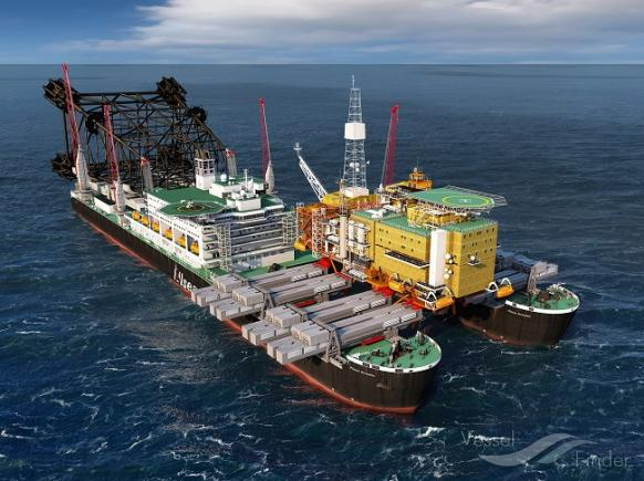 World's Biggest Ship, Pieter Schelte, to be completed in Rotterdam Port