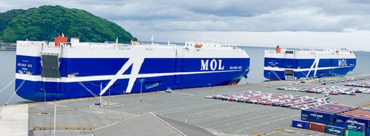 MOL Group Successfully Develops Car Carrier Allocation/Loading Plan with Fundamental technologies of AI