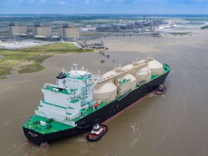 Cameron LNG Ships First Commissioning Cargo From Liquefaction-Export Facility