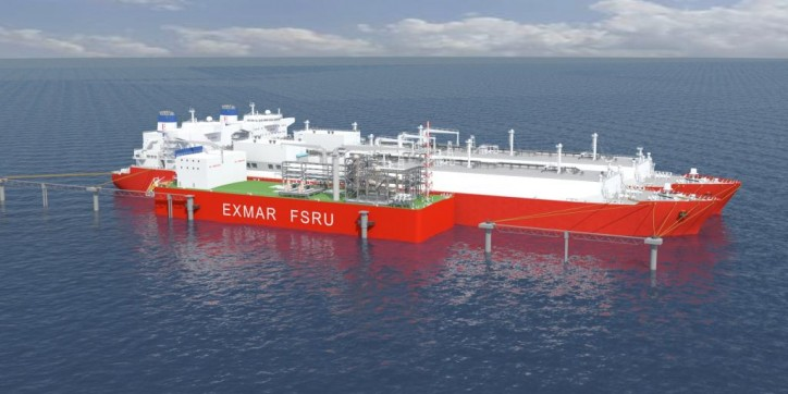 Swan selects EXMAR as its Partner for India's First FSRU Terminal