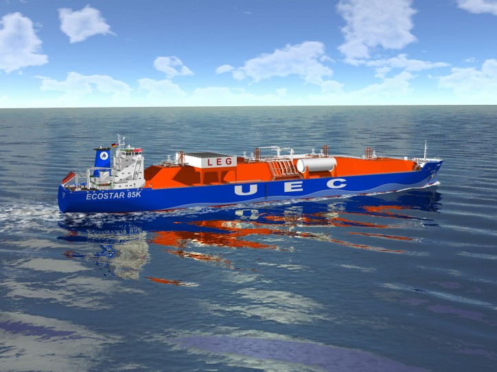ME-GI Reference List Adds Largest Ethane Carriers Ever Constructed