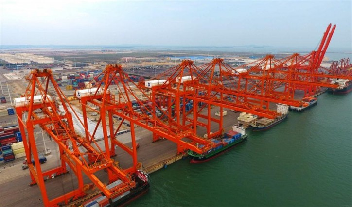 COSCO SHIPPING Ports Takes 4.34% Stake in Beibu Gulf Port
