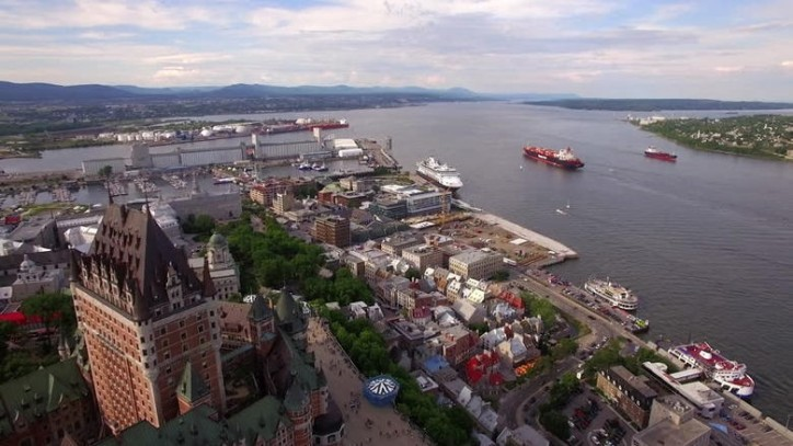 Port of Quebec announces deal with Hutchison Ports and CN Rail to develop new $775Mln container terminal