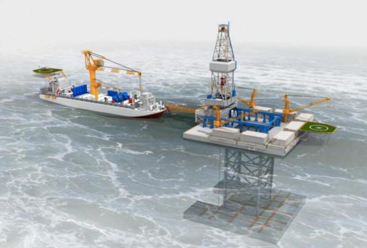 Vallianz Inks Strategic Partnership with Calm Oceans to Build Unique Offshore Mobile Platform