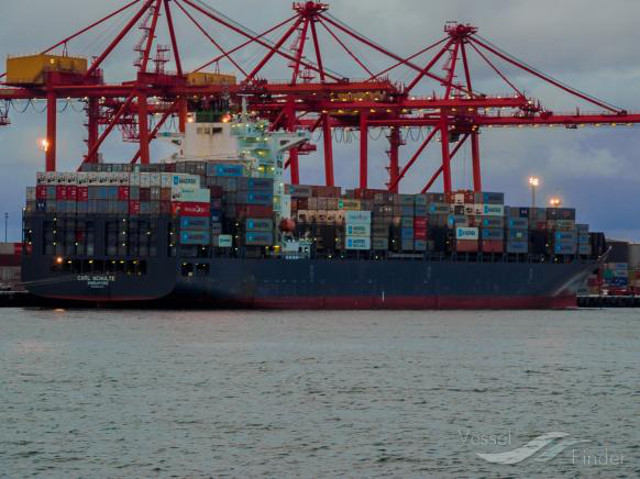 Containership Carl Schulte outperforms in meeting the most stringent environmental standards
