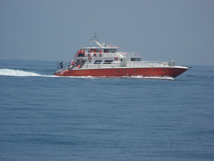 Cargo Vessel Kumala Endah Sinks Off Indonesia; Results In Two Dead And Seven Going Missing