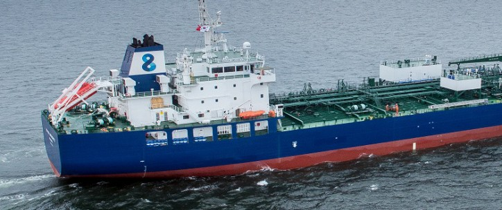 Navig8 Chemical Tankers takes delivery of its sixth 25,000-dwt stainless steel chemical tanker from Kitanihon
