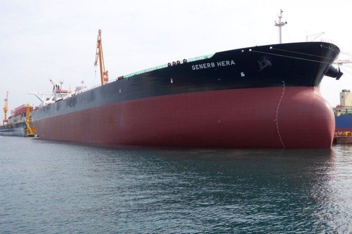 "Gener8 Maritime Takes Delivery of ""ECO"" VLCC - Gener8 Hera"