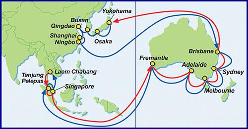 MOL Asia-Australia Express