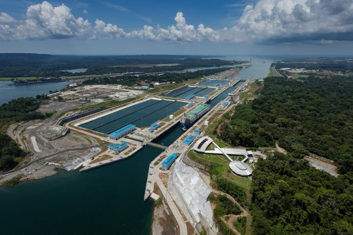 Panama Canal Emissions Reduction Contributions Highlighted During IMO's 70th Marine Environment Protection Committee Session