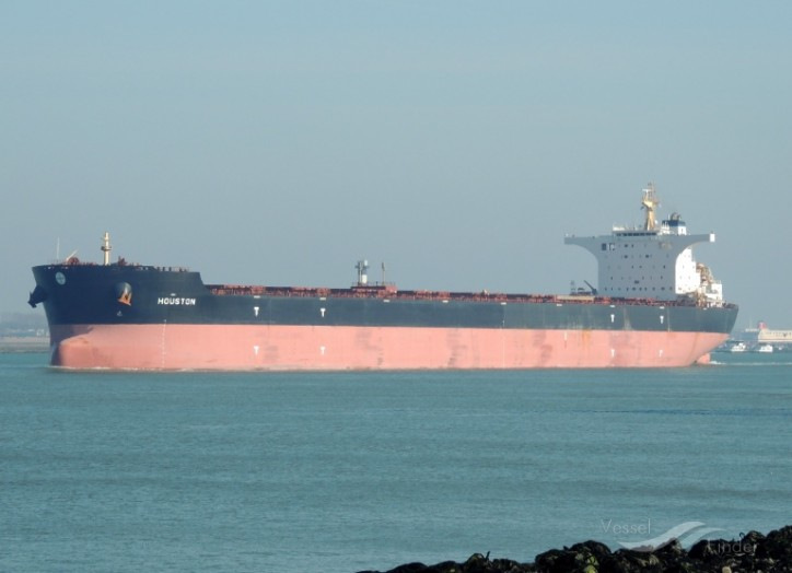Diana Shipping signs time charter agreement for mv Houston with SwissMarine
