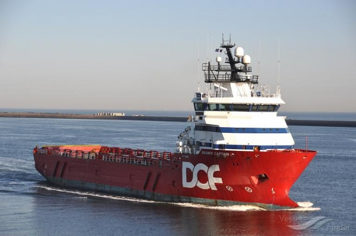 DOF awarded contracts for two of its platform supply vessels