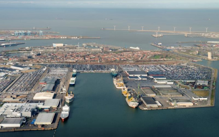 Port of Zeebrugge takes Brexit Preparations across Channel to Associated British Ports event in Birmingham