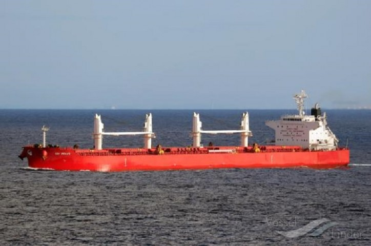 Scorpio Bulkers Inc. Announces Sale and Leaseback Agreements for Six Dry Bulk Vessels