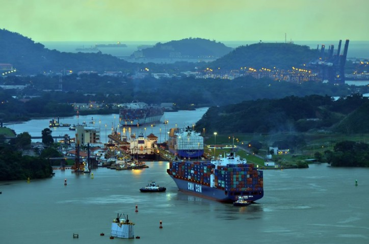 Panama Canal Nominated as Finalist for Lloyd's List's Environment Award