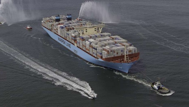 Rotterdam included in new Maersk Line schedule